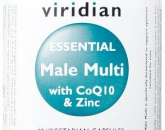 Essential Male Multi Veg Caps (two-a-day)