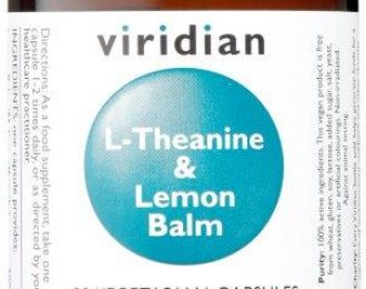 L-Theanine and Lemon Balm