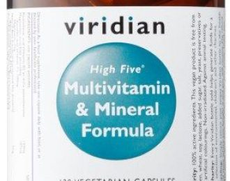 HIGH FIVE™ Multivitamin & Mineral Formula