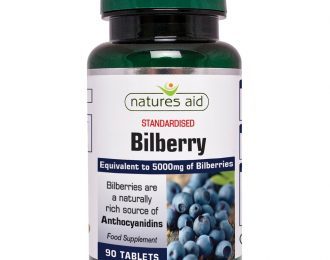 Bilberry 5000mg