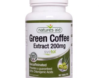 Green Coffee Extract 200mg (Svetol)