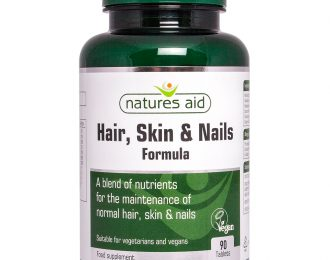 Hair, Skin and Nails Formula