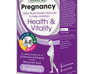 Pregnancy Multi-Vitamins & Minerals