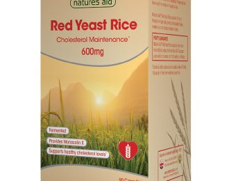 Red Yeast Rice 600mg