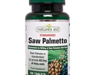 Saw Palmetto 500mg