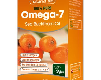 Sea Buckthorn Oil 500mg (Omega-7)