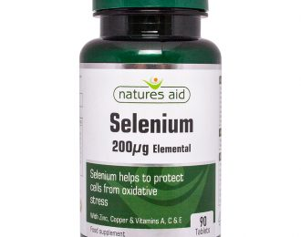 Selenium 200ug (with Zinc and vitamins A, C & E)