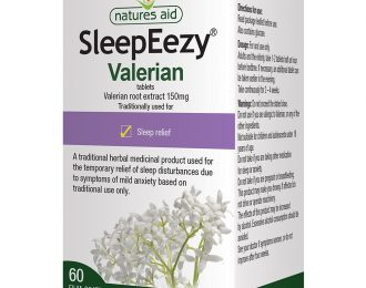 SleepEezy® 150mg (Valerian)