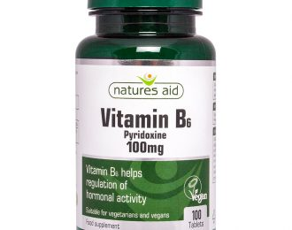 Vitamin B6 (High Potency) 100mg