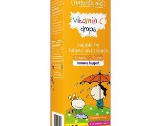 Vitamin C 100mg Drops for infants & children