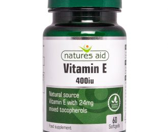 Vitamin E 400iu Natural Form
