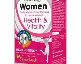 Women's Multi-Vitamins & Minerals