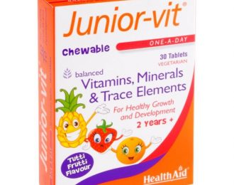 HealthAid Junior-vit – Chewable