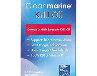 Cleanmarine® High Strength Krill Oil