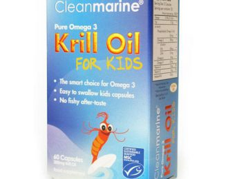 Cleanmarine® Krill Oil for Kids