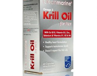 Cleanmarine® Krill Oil for Men