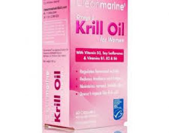 Cleanmarine® Krill Oil for Women